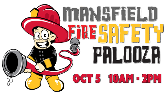Mansfield Fire Safety Palooza