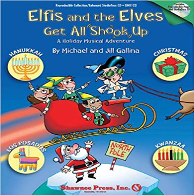 Elfies and the Elves graphic