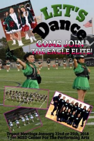 Drill Team Tryout Meeting
